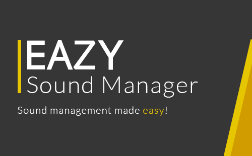 Eazy Sound Manager